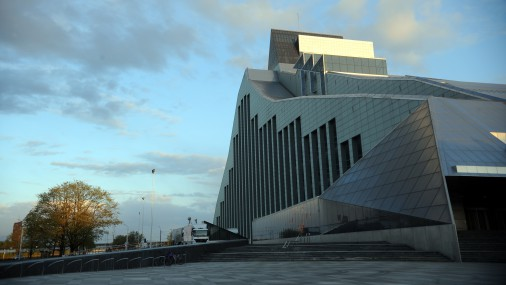 Латвийская Национальная библиотека