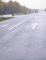 В «чёрных точках» запрещён левый поворот