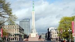 Памятник Свободы «заговорит» на четырех языках