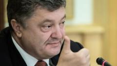Порошенко анонсировал начало возвращения Украины в Донбасс