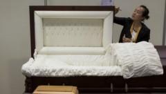 За похоронную отрасль взялись серьезно