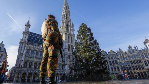 Арестованы 16 человек, Абдеслама среди них нет— АТО вБельгии