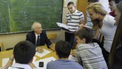 В Латвии проходит однодневная забастовка работников образования
