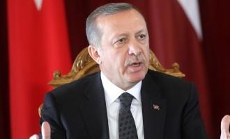 Эрдоган высказался о применении С-400 против турецкого самолета в Сирии