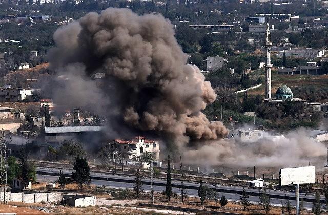 Американские военные докладывают о смерти функционера террористической группировки «Исламское государство»
