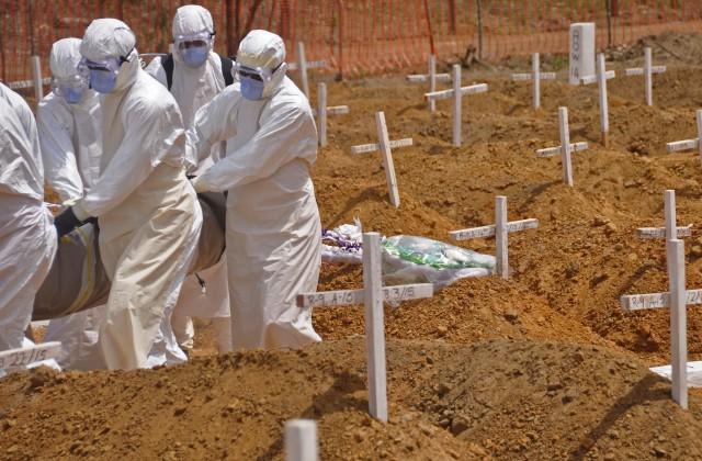 ВОЗ сообщила обокончании эпидемии Эболы вГвинее