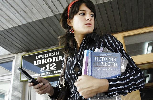 Школьница изХабаровска прочла текст Оксимирона вместо стихотворения Мандельштама