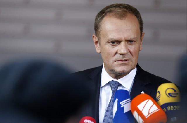 РФ своими деяниями усугубляет ситуацию вСирии,— Туск