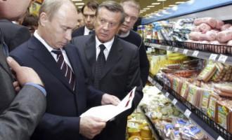 Власти России настроились на «продуктовую» независимость от остального мира