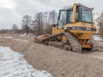 В этом году в Юрмале продолжаются мероприятия по стабилизации дюн