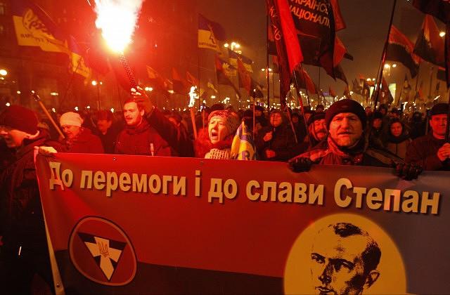 Московский проспект вКиеве переименуют впроспект Бандеры