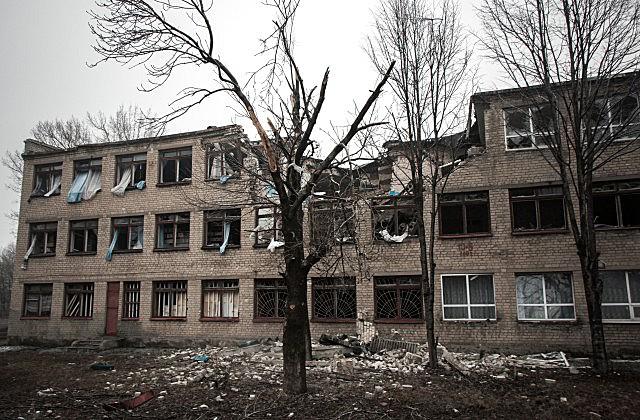Взоне АТО боевики обстреляли изгранатомета жилые дома