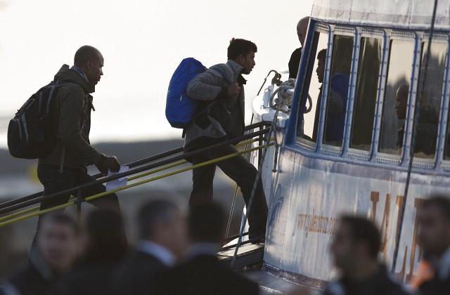 4апреля изГреции вТурцию возвратятся первые 500 мигрантов