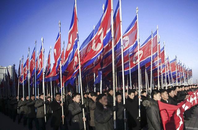 КНДР сообщила об удачных испытаниях мотора для баллистической ракеты
