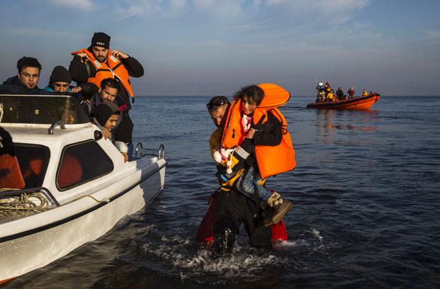 Уберегов Ливии стонущего судна спасены 26 мигрантов