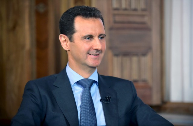 Башар Асад работает с«Исламским государством»— Sky News