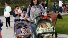 Семейный вопрос:  почему латвийские женщины не рожают желанных детей?