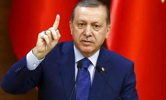 Эрдоган отказался выполнять условие ЕС для безвизового режима