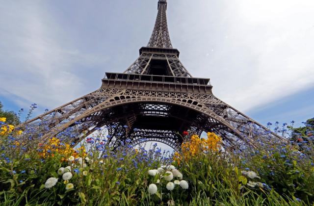 С начала года французские полицейские задержали 1300 манифестантов