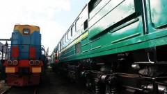 Даугавпилсский локомотивноремонтный завод увольняет работников