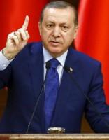 Эрдоган обрушился с критикой на Россию и США