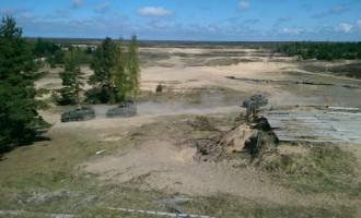 На военной базе в Адажи запланирован ряд крупных проектов для приема союзников