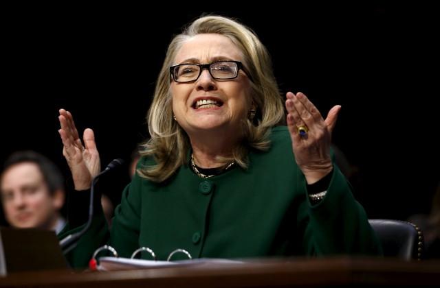 Хилари Клинтон одолела напраймериз вКалифорнии
