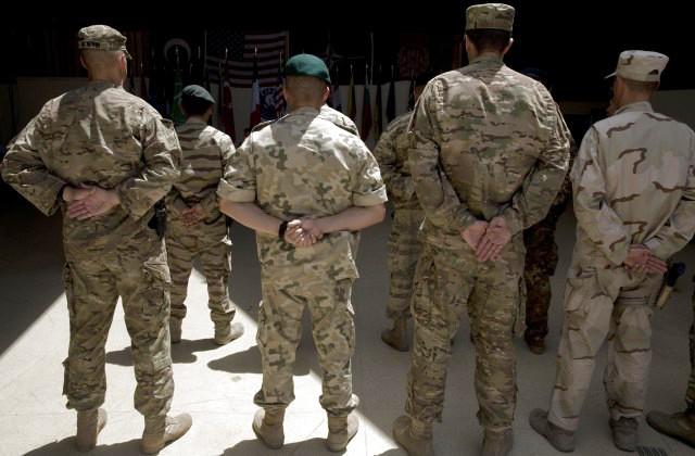 Военным США вЯпонии снова разрешили пить спирт — Развлекайтесь наздоровье