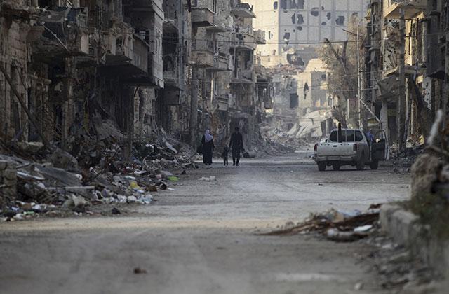 Врезультате бомбардировки российской авиации вСирии погибло более 80 чело ...