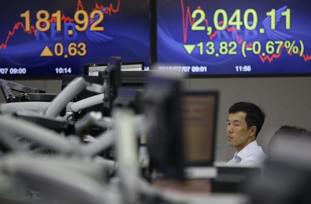 Фондовые рынки потеряли $3 трлн после Brexit