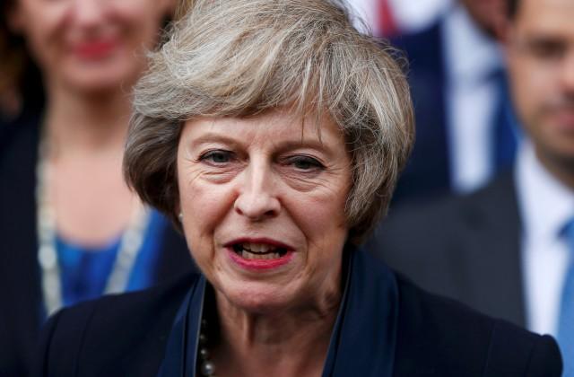 Мэй пообещала британцам выполнить ихволю поBrexit