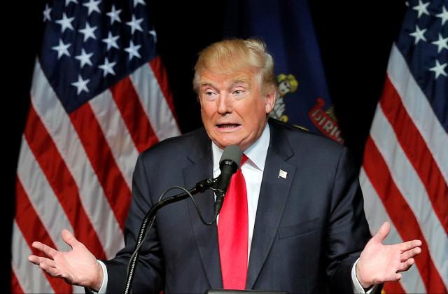 Трамп сократил до7% свое отставание отКлинтон— Опрос