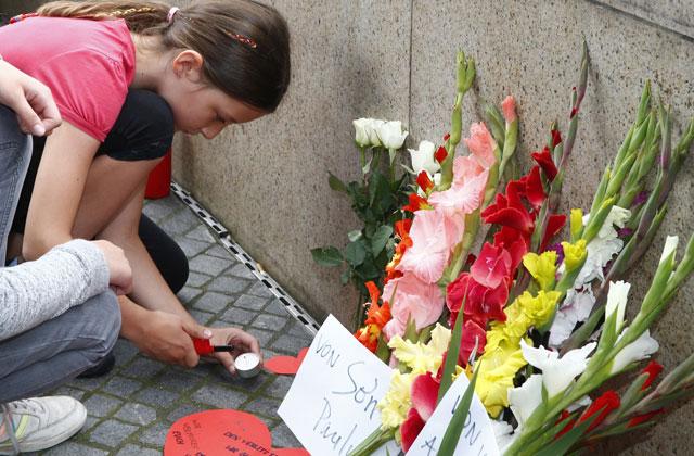После нападения наторговый центр вМюнхене прошли обыски