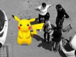 Покемономания: Ребёнок чуть не погиб под колёсами авто