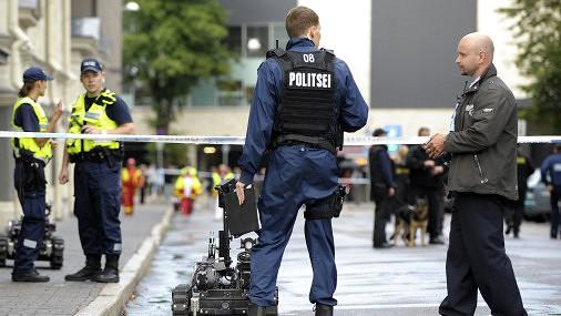 Неизвестный сообщил о теракте в Таллиннском аэропорту: усилены меры безопасности