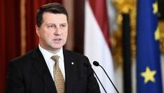 Рейтинг президента Латвии продолжает расти