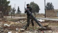 Журналисты узнали о массовых поставках оружия из Европы в Сирию