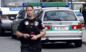 Немецкая полиция задержала алжирца, пригрозившего «всех взорвать»
