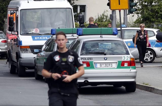 Милиция Бремена задержала алжирца, который грозил «всех взорвать»