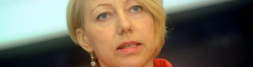 Руководитель Государственной земельной службы подала в отставку