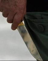 Житель Латвии в автобусе изрезал ножом эстонца
