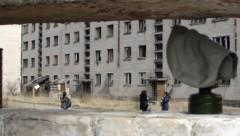 Бывший военный городок в Скрунде будет передан Министерству обороны