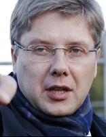 Ушаков ответил на штраф Центра госязыка карикатурой
