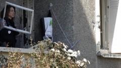Чиновники: за падающий балкон отвечают падающий с балконом и его соседи