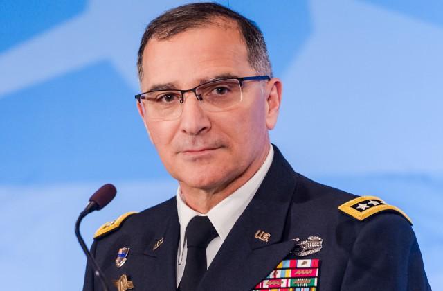 Главнокомандующий силами НАТО поражен армиейРФ