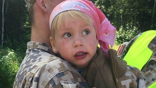 Госполиция: плачущего под деревом Рудольфа обнаружил солдат НВС