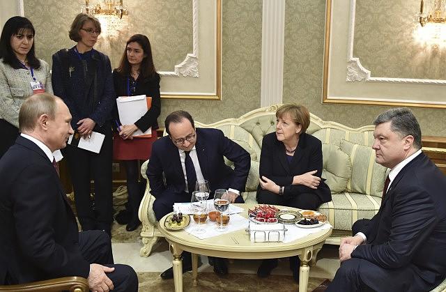 Лавров: Украина предложила провести встречу «нормандской четверки» вКитайской народной республике
