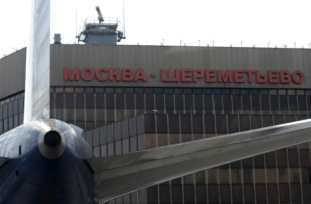 Зашутку овзрывчатке ваэропорту «Шереметьево» схвачен пассажир