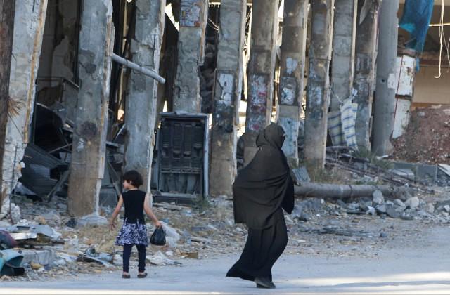 Сирийский город Манбидж освобожден отбоевиков ИГИЛ