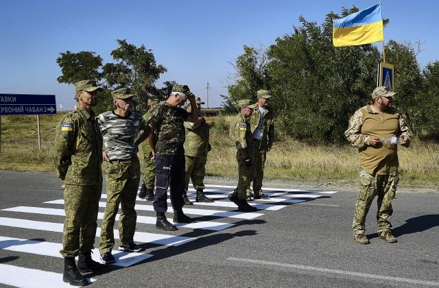 Один изКрымских диверсантов подтвердил принадлежность кразведке Украинского государства